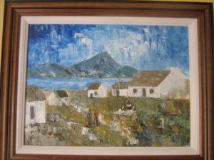 Seoid na nOileán 2009 painting