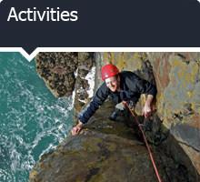 Donegal Islands Activities
